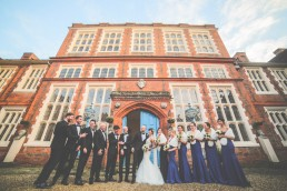 Gosfield Hall UK Wedding Photography and Cinematography