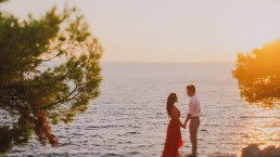 Hvar Engagement Photographer