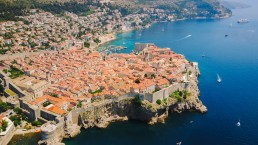 Aero Photography cinematography dubrovnik