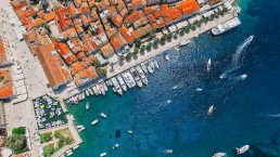 Aero Photography cinematography hvar