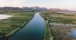 Aero Photography cinematography neretva