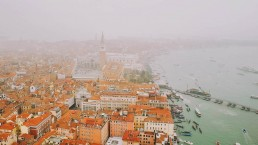 Aero Photography cinematography venice italy