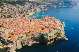 Aero Photography cinematography dubrovnik croatia