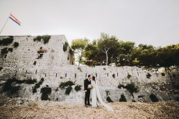 Fort George Wedding Photography Cinematography Vis Croatia