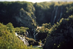 Croatia Wedding Destination Plitvice Lakes