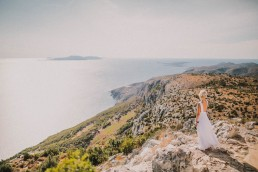 Croatia Wedding Destination St Nicolas Island of Hvar