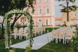 Villa Polesini Porec Wedding