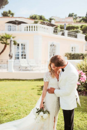 Villa Belrose Saint Tropez Wedding photography video