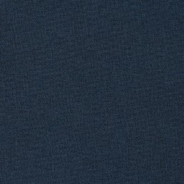 Dark Blue Natural Linen