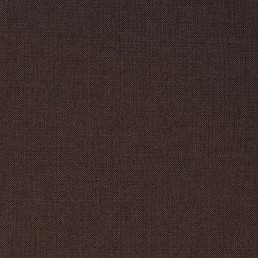 Dark Brown Natural Linen