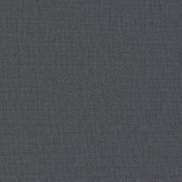 Dark Grey Natural Linen
