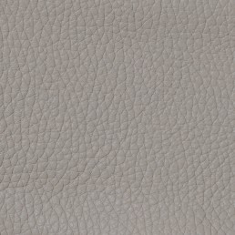 White Genuine Leather